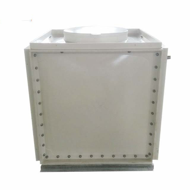 GRP Tank - Hot Pressed Sectional Panel Water Storage Tanks